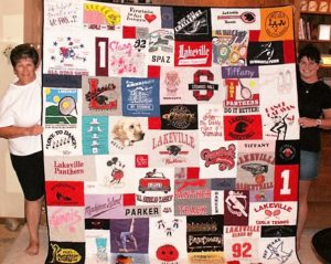 Finding a T-shirt Quilt Maker - Minnesota T-Shirt Quilts : tee shirt quilt makers - Adamdwight.com